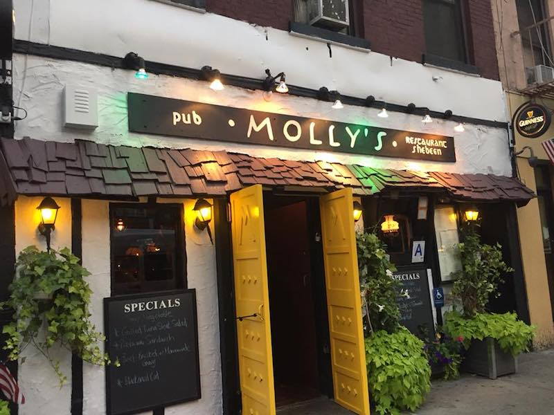 Molly's Sheeben
