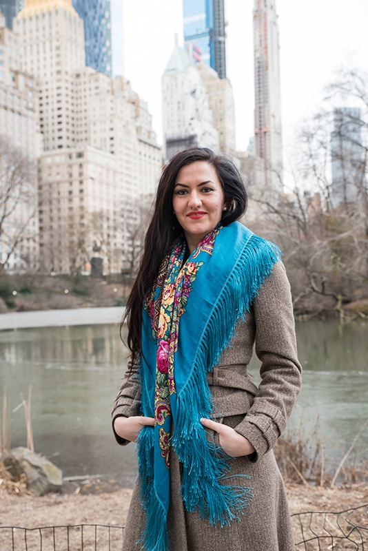 NYC Winter Outfit, Central Park, New York City