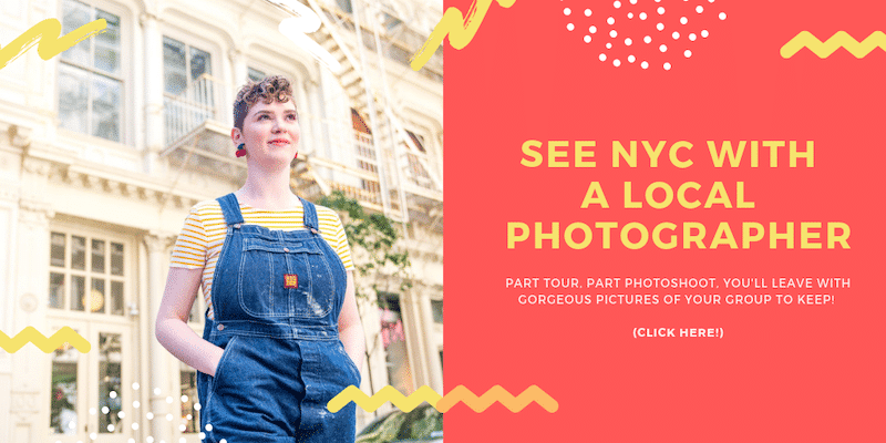 book a private nyc photo tour