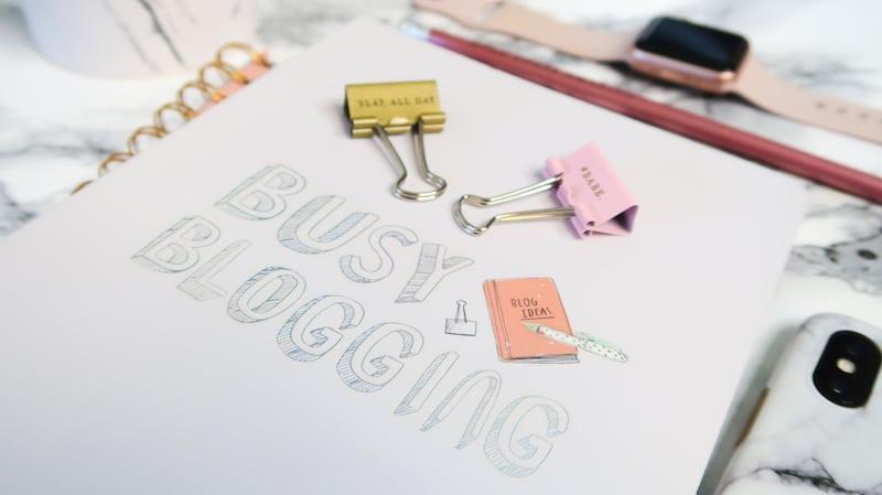 smart blogging goals help you grow a business